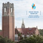 uf century tower with your voice your uf logo
