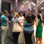 new faculty and professional staff networking at florida museum