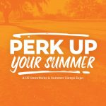 perk up your summer logo