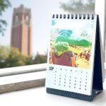 albert and calendar
