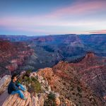 grand canyon trail photo from last summer's photo contest