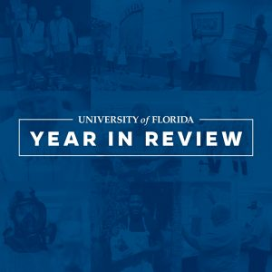 Year in review logo